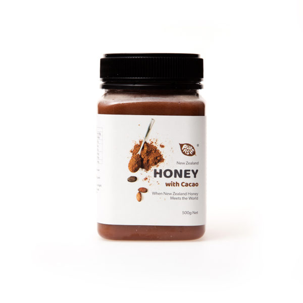 Honey with Cacao 500g