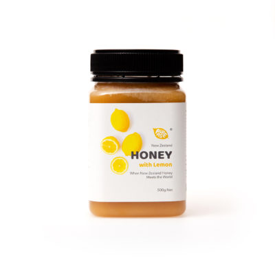 Honey with Lemon 500g